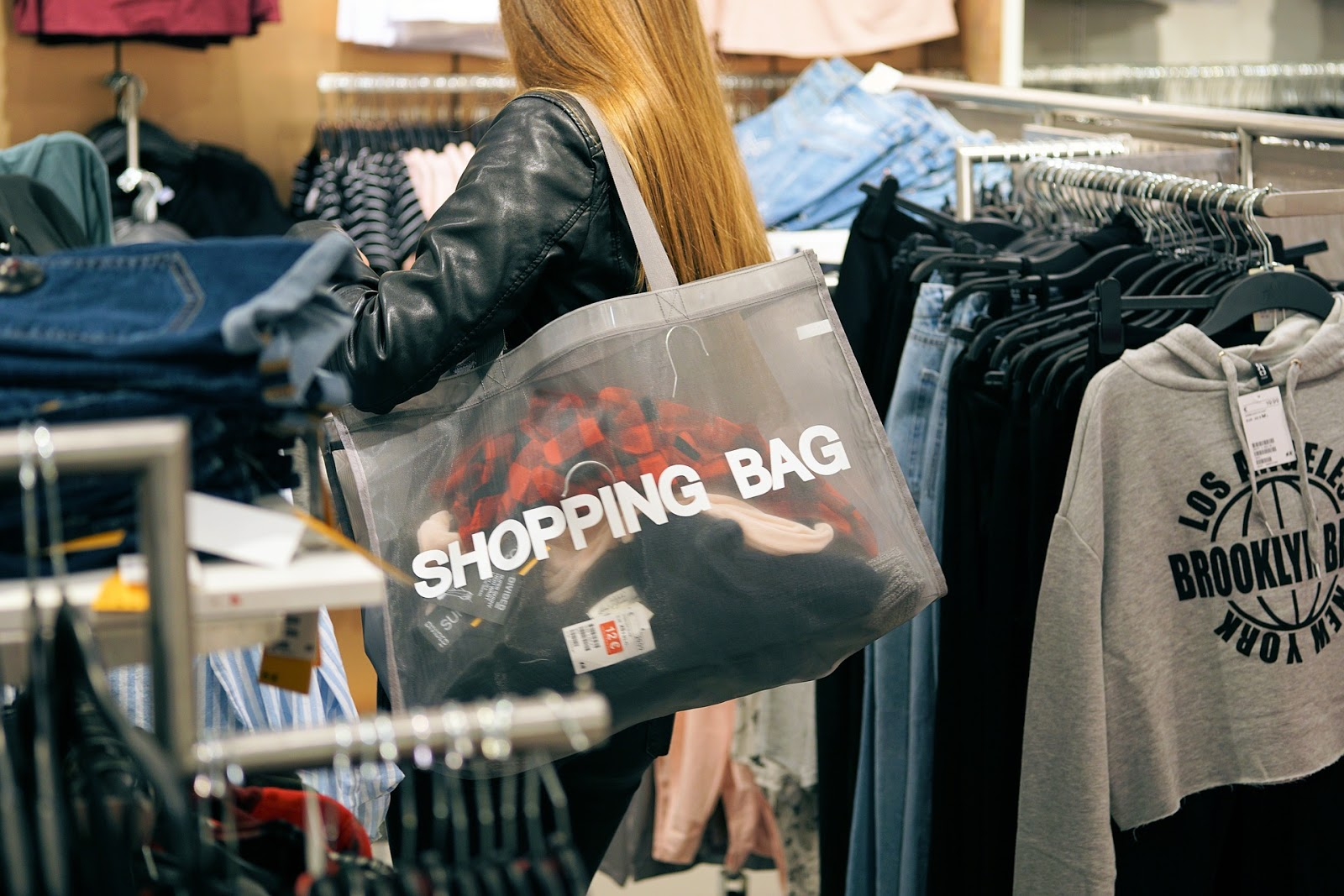 Shopping bag - Image credit: pixabay.com